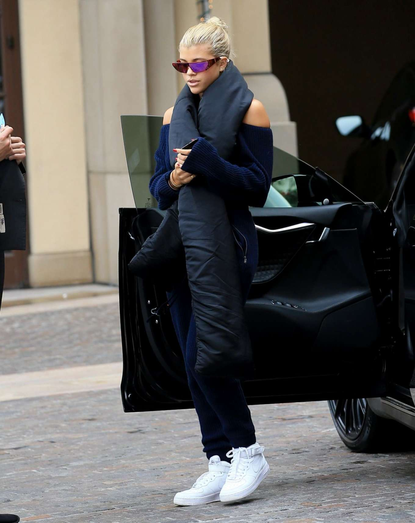Sofia Richie 2015 : Sofia Richie Out in Beverly Hills -01