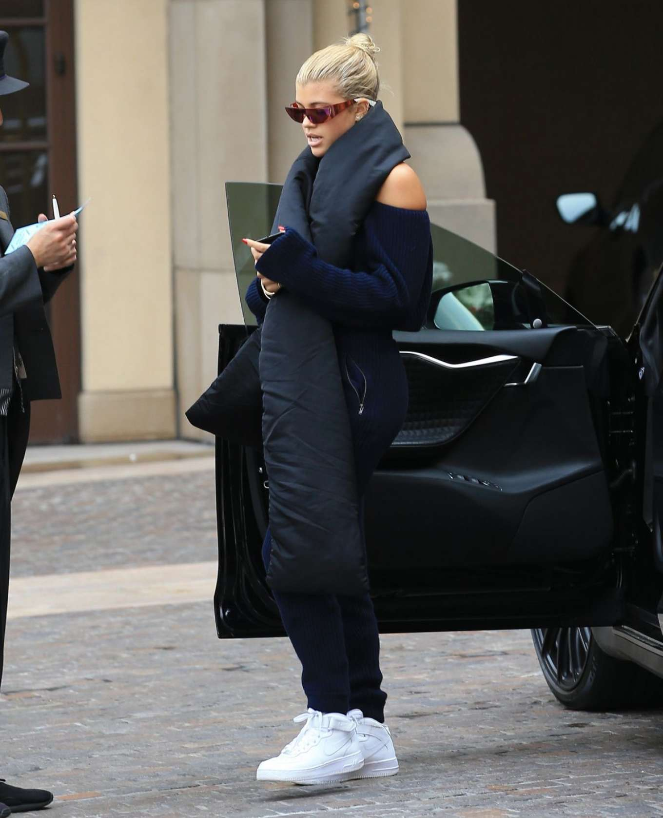 Sofia Richie 2015 : Sofia Richie Out in Beverly Hills -03
