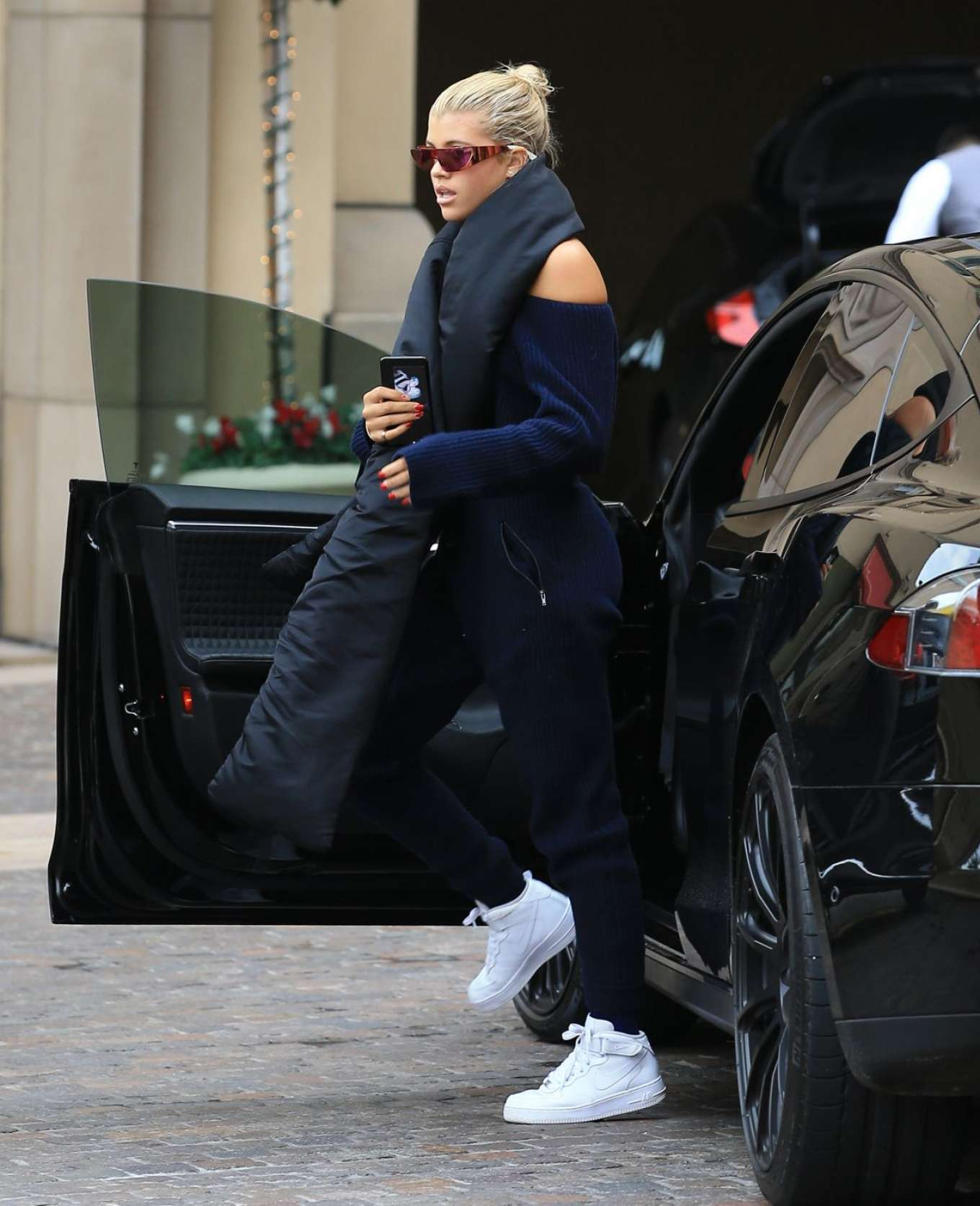 Sofia Richie 2015 : Sofia Richie Out in Beverly Hills -04