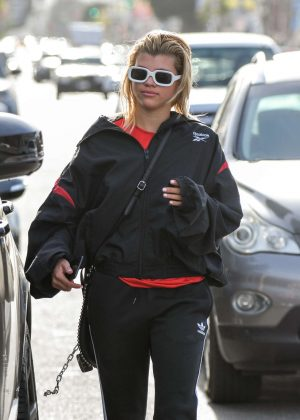Sofia Richie out in LA