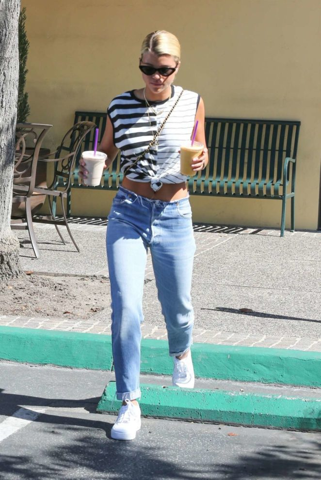Sofia Richie - Out in LA