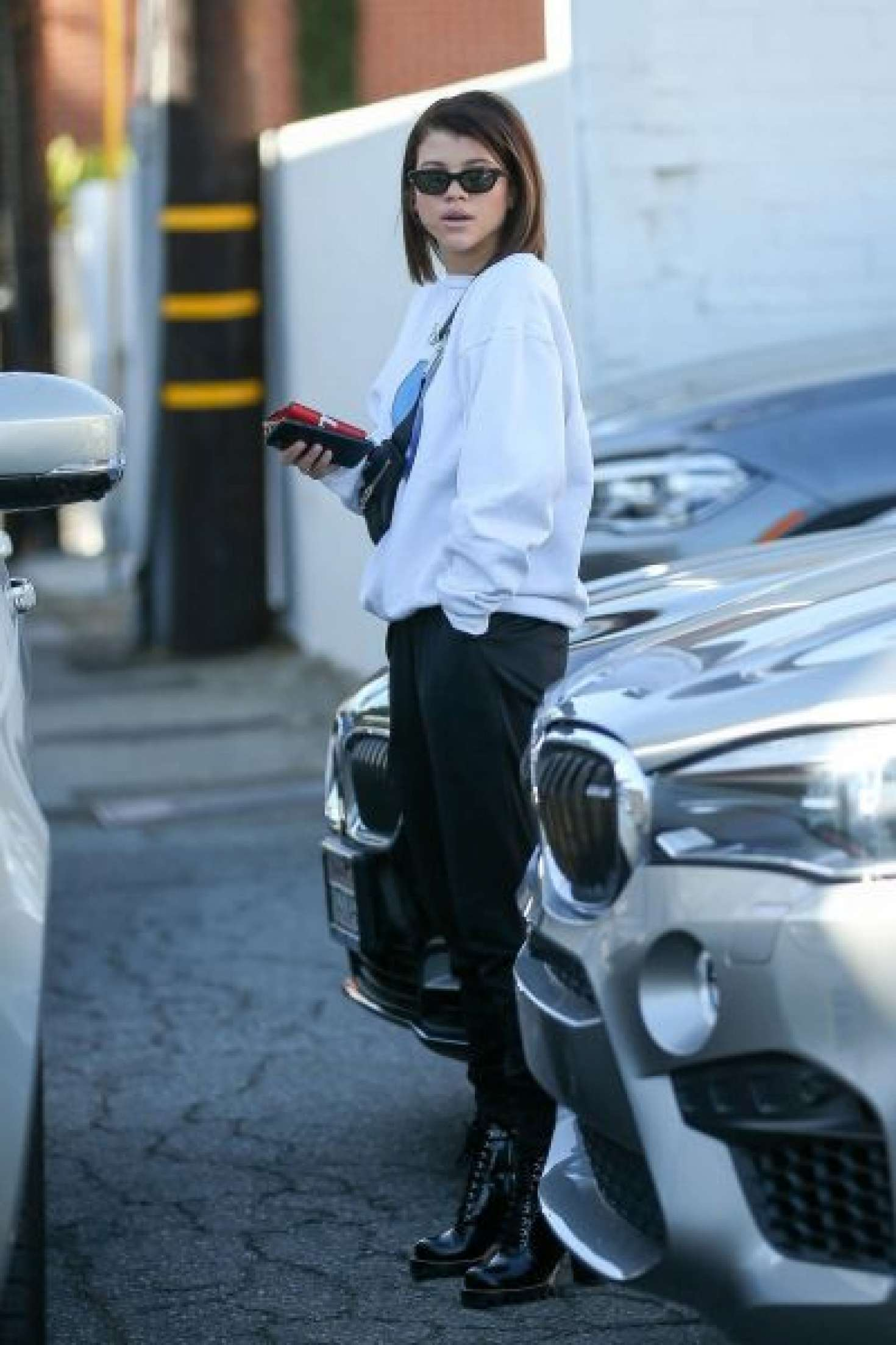Sofia Richie 2017 : Sofia Richie out in Los Angeles -11