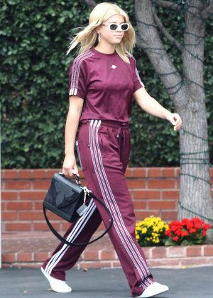 Sofia Richie out in Los Angeles