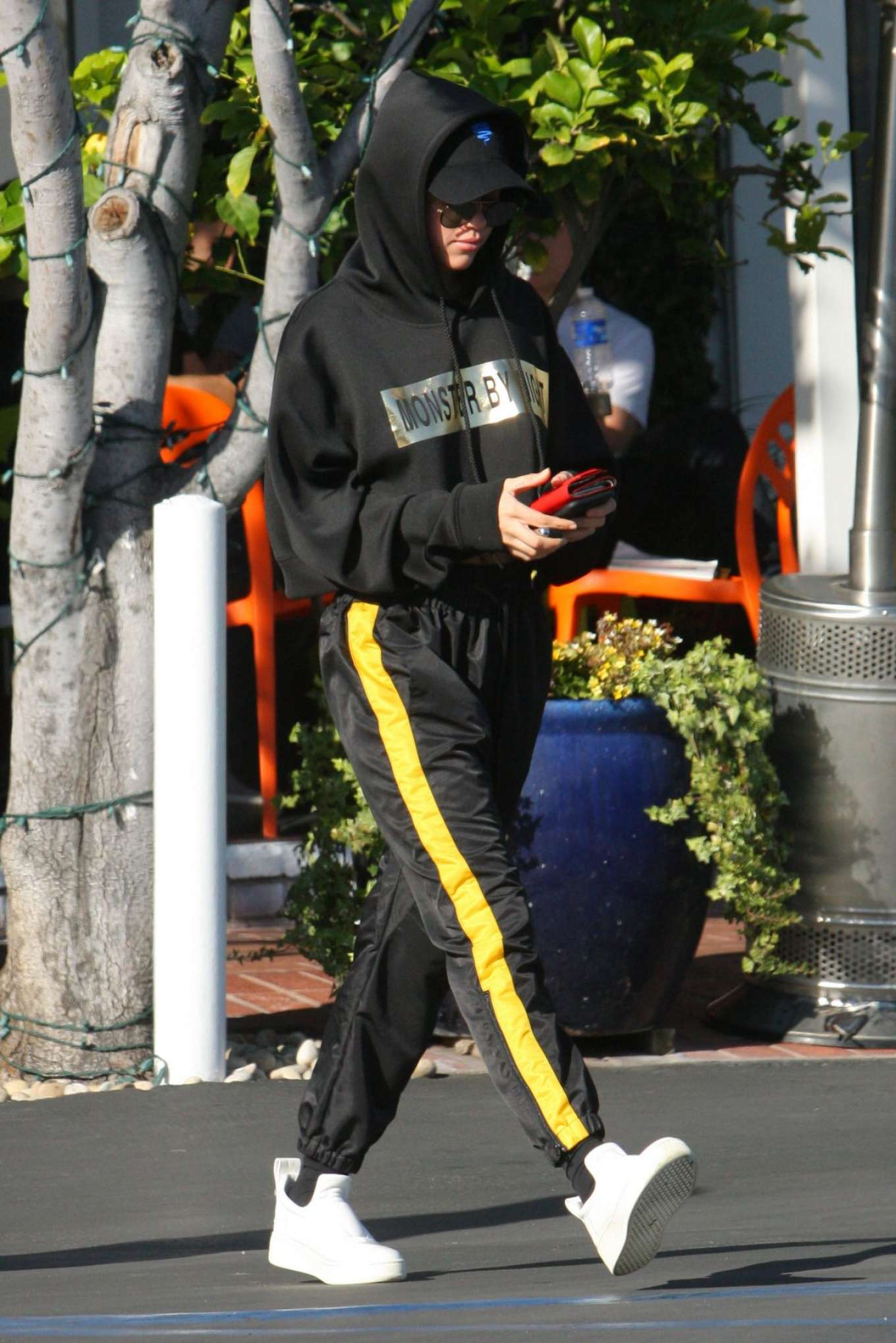 Sofia Richie 2017 : Sofia Richie Out in West Hollywood -03