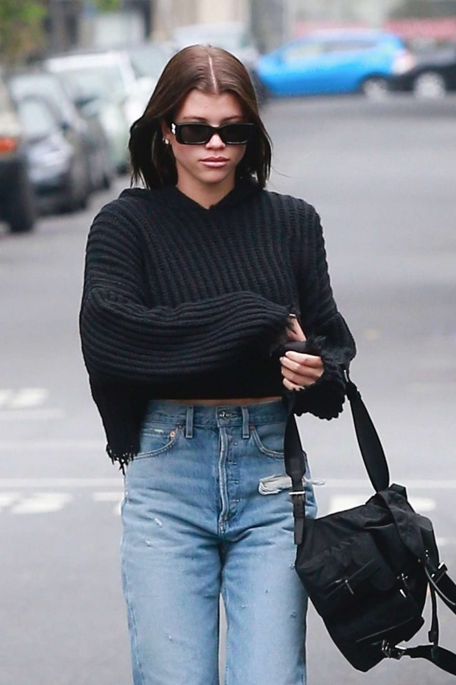 Sofia Richie - Out in West Hollywood
