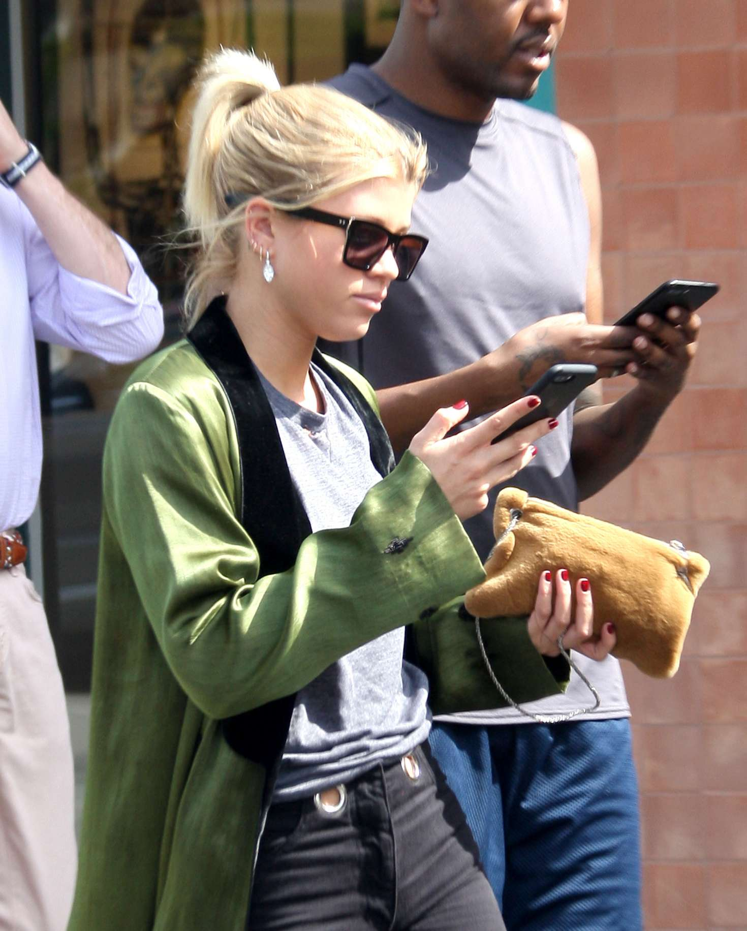 Sofia Richie 2017 : Sofia Richie out shopping in West Hollywood -03