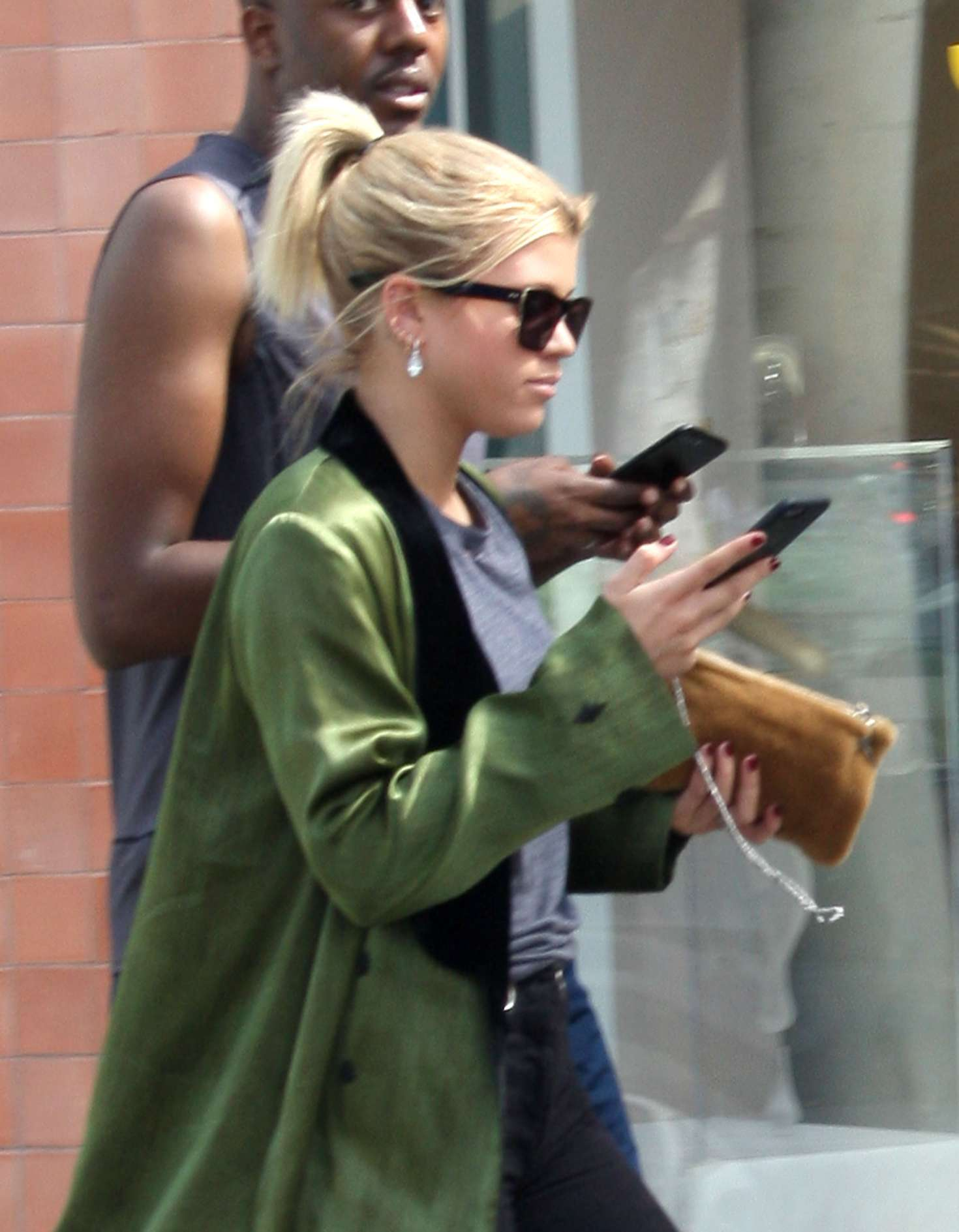 Sofia Richie 2017 : Sofia Richie out shopping in West Hollywood -04