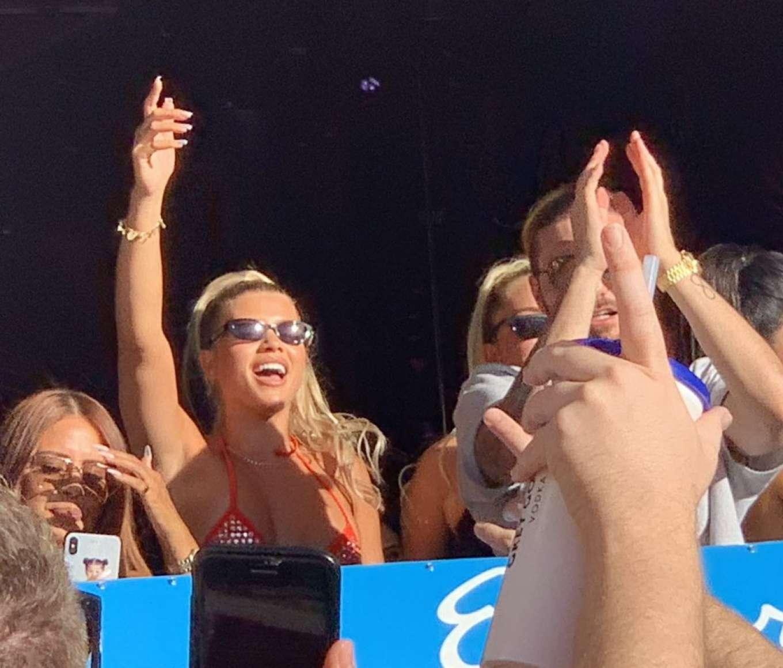 Sofia Richie 2019 : Sofia Richie parties in the encore Beach club close to DJ Alesso in Las Vegas-18