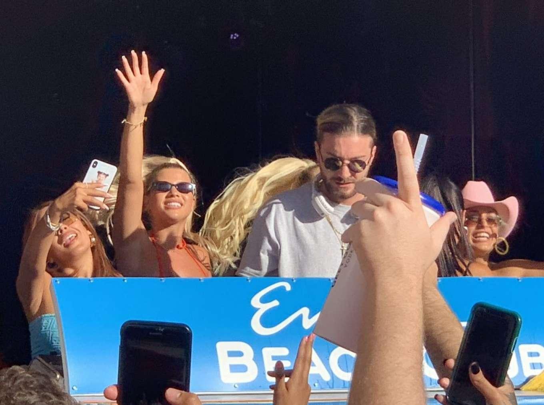 Sofia Richie 2019 : Sofia Richie parties in the encore Beach club close to DJ Alesso in Las Vegas-19