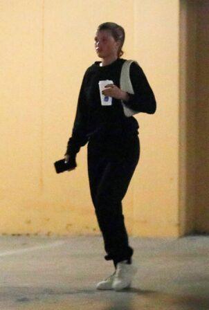 Sofia Richie - Runs errands in Beverly Hills