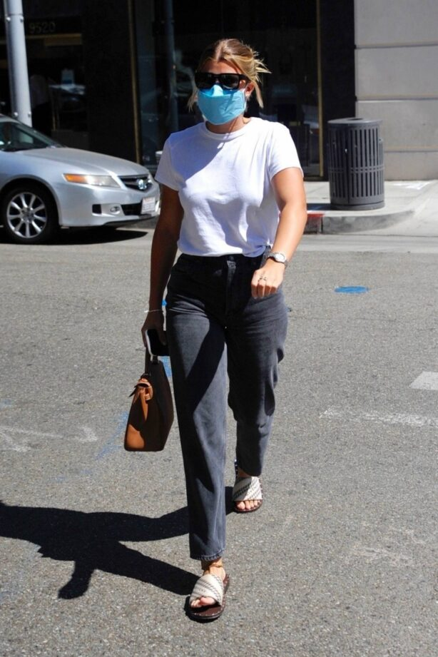 Sofia Richie - Seen after shopping at What Goes Around Comes Around in Beverly Hills