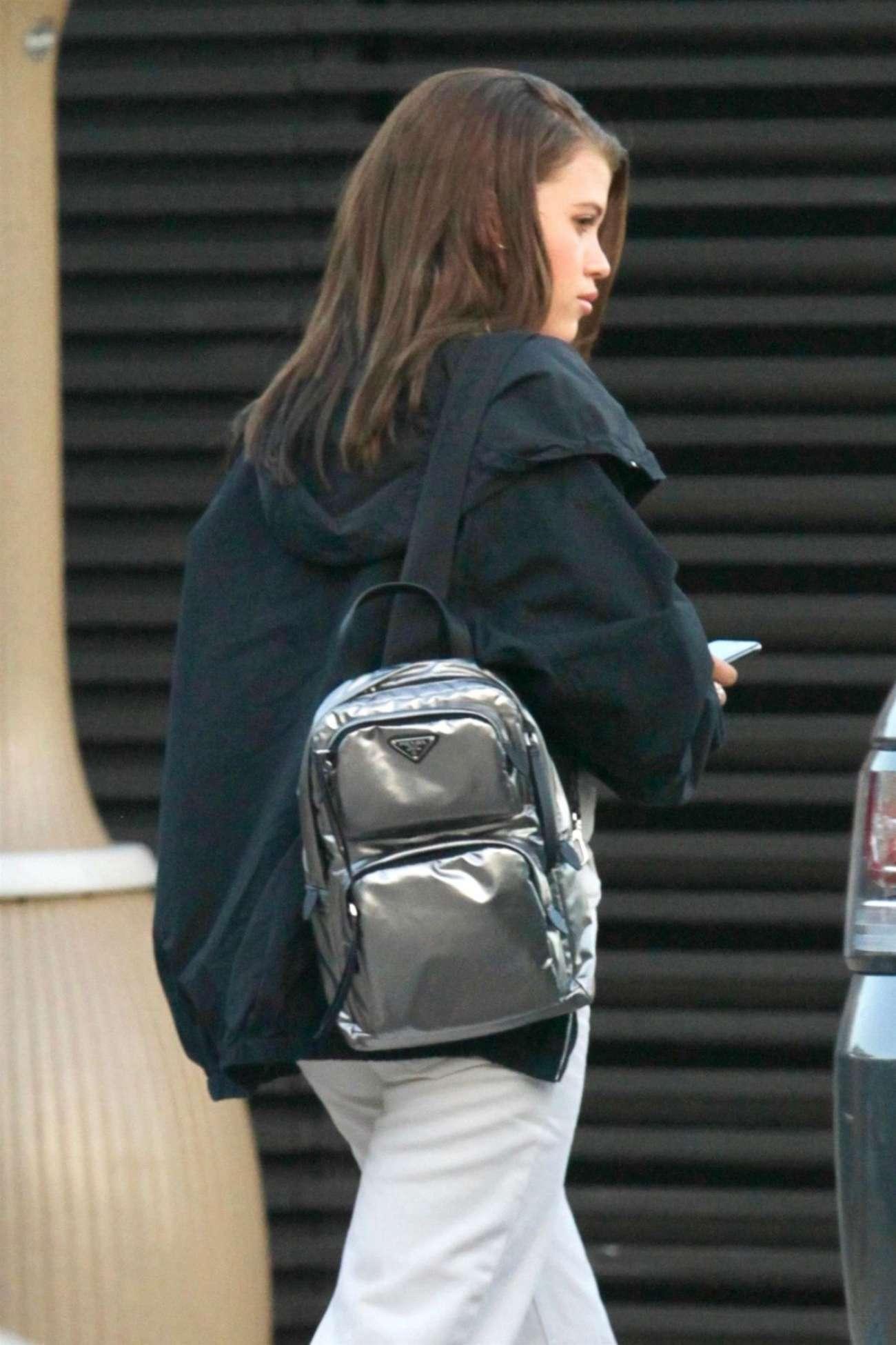 Sofia Richie - Seen at Nobu In Malibu
