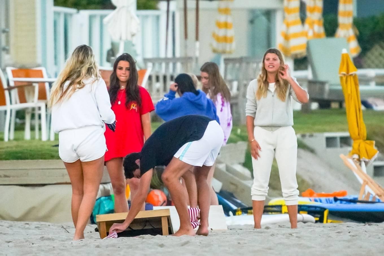 Sofia Richie 2020 : Sofia Richie – Seen at the beach in Malibu-27