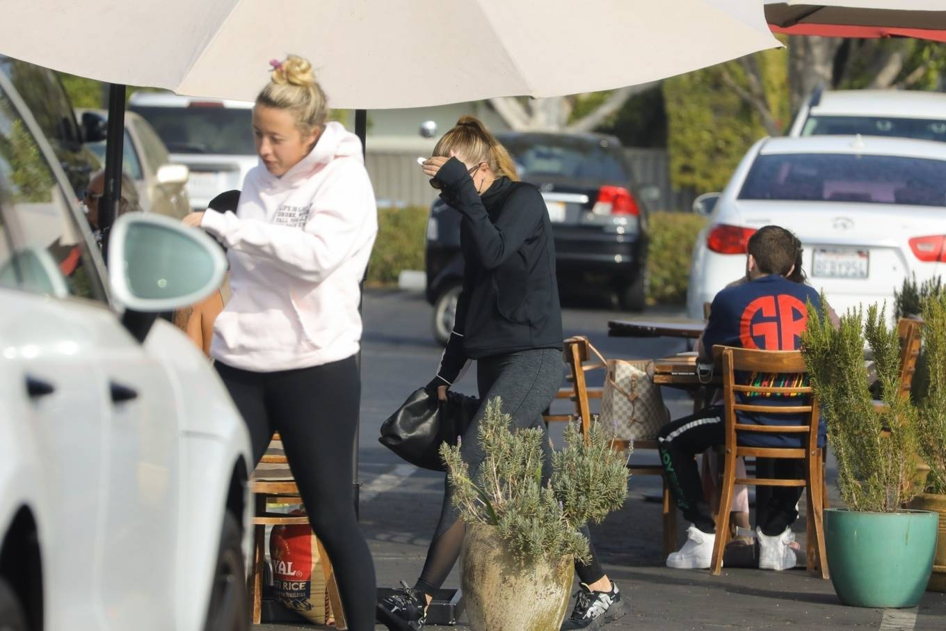 Sofia Richie 2020 : Sofia Richie – Seen leaving a yoga class in West Hollywood-27