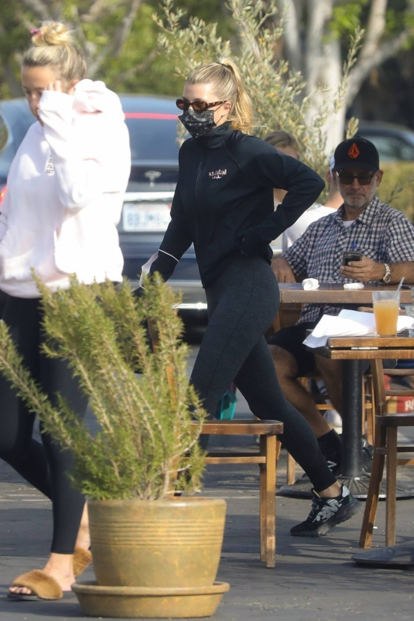 Sofia Richie 2020 : Sofia Richie – Seen leaving a yoga class in West Hollywood-48