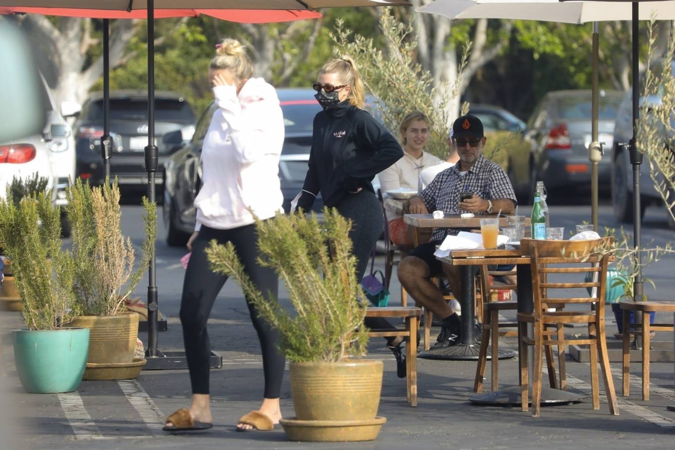 Sofia Richie 2020 : Sofia Richie – Seen leaving a yoga class in West Hollywood-54