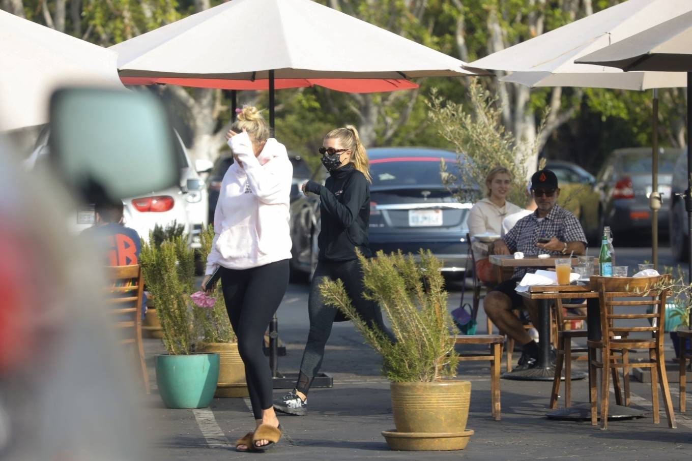 Sofia Richie 2020 : Sofia Richie – Seen leaving a yoga class in West Hollywood-81