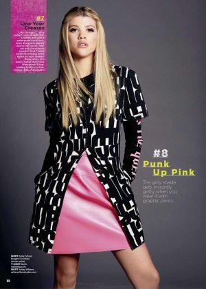 Sofia Richie - Seventeen Magazine (August 2016)