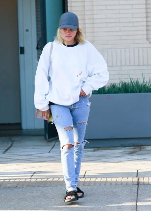 Sofia Richie Shopping at Barney's New York in Beverly Hills
