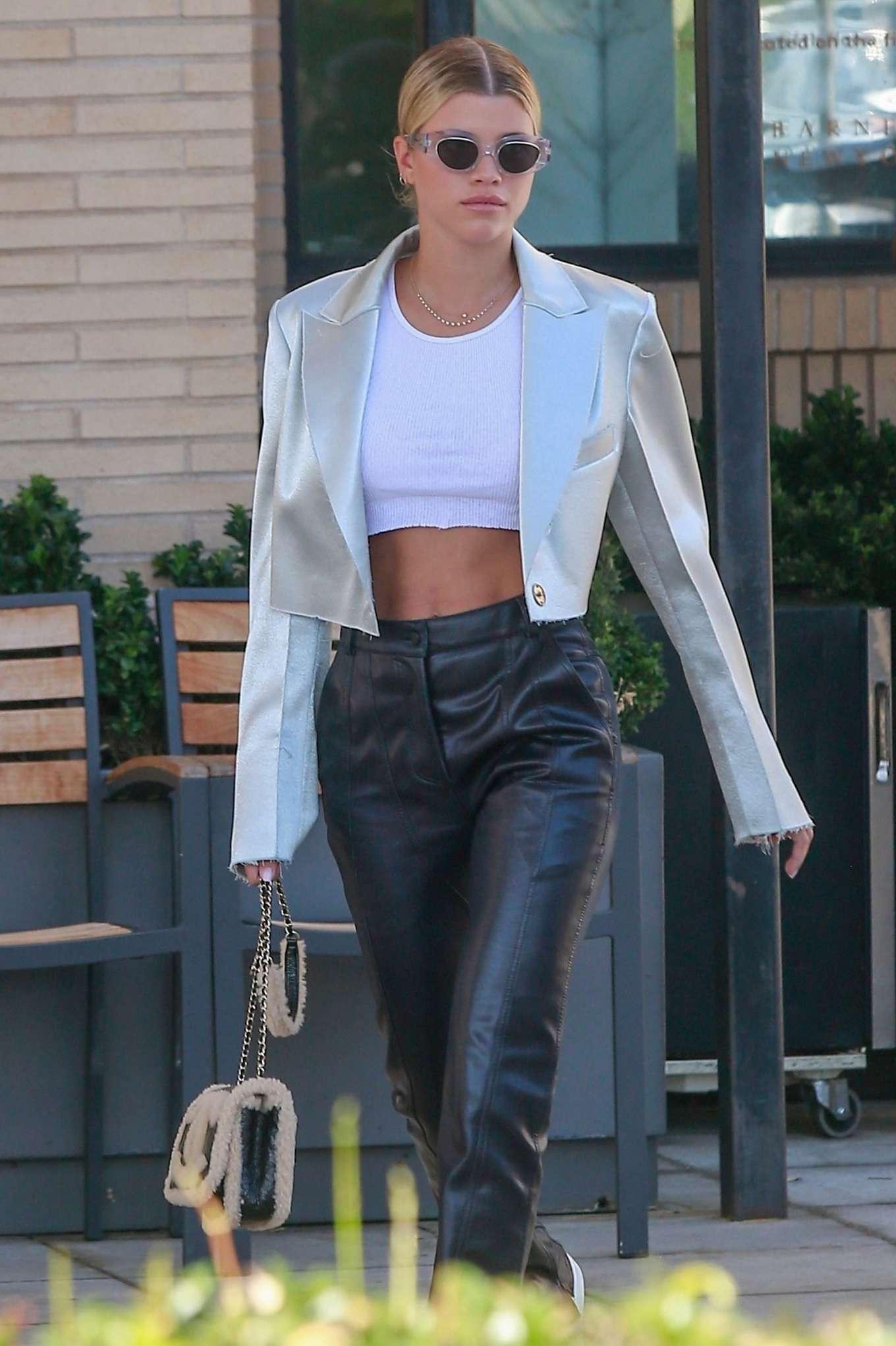 Sofia Richie 2019 : Sofia Richie – Shopping at Barneys New York-01