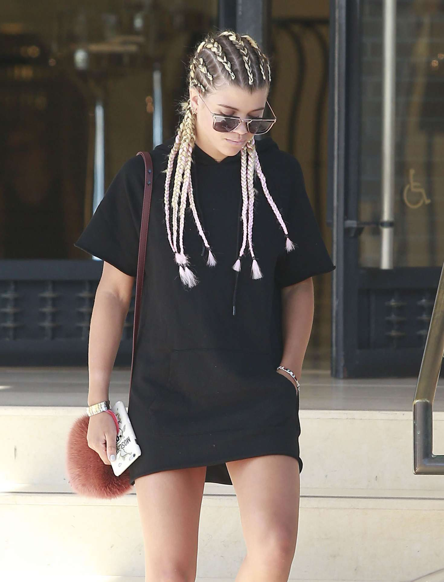Sofia Richie - Shopping at Barneys New York in Beverly Hills