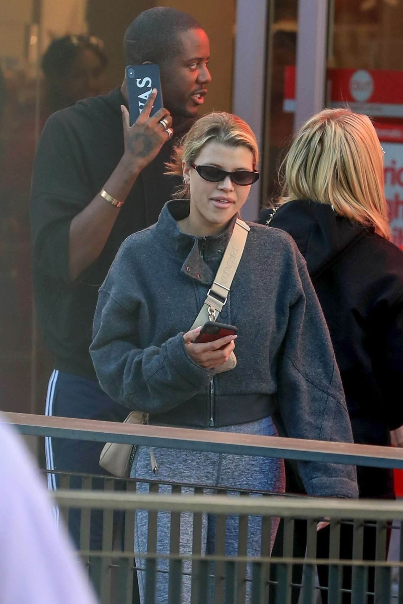 Sofia Richie 2020 : Sofia Richie – Shopping at Target in West Hollywood-01