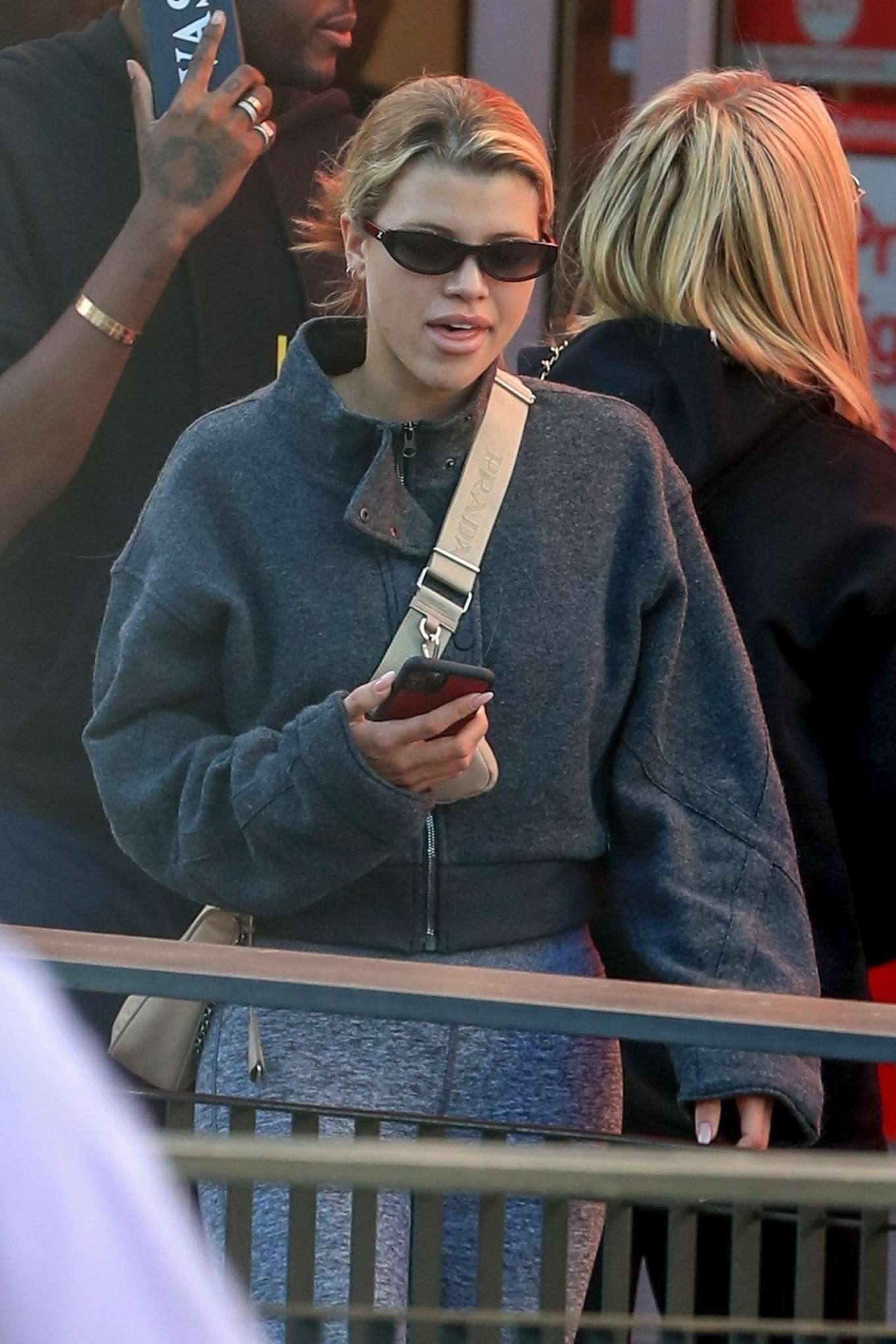 Sofia Richie 2020 : Sofia Richie – Shopping at Target in West Hollywood-07