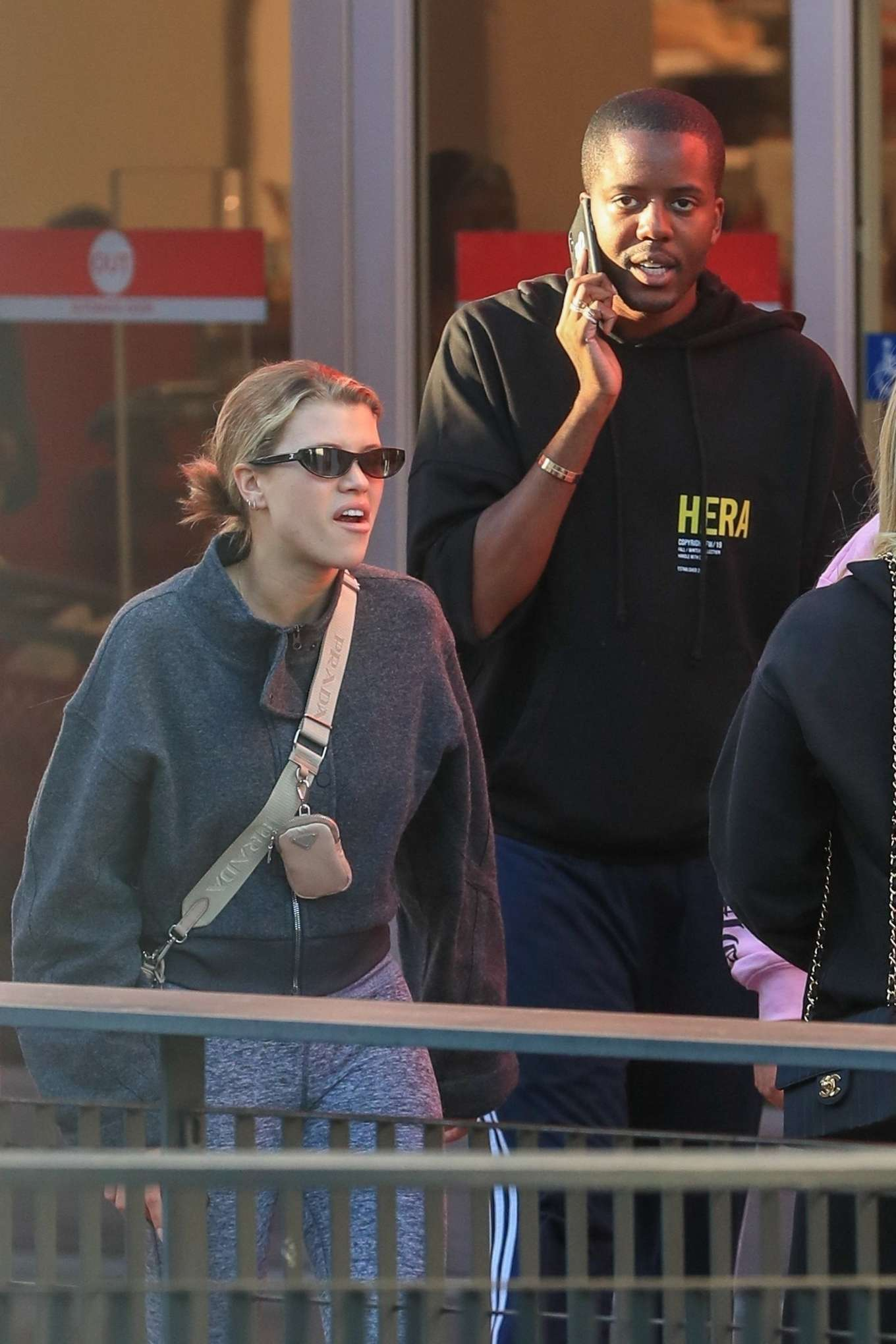 Sofia Richie 2020 : Sofia Richie – Shopping at Target in West Hollywood-13