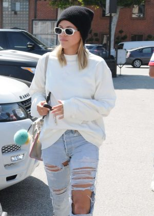 Sofia Richie Shopping at XIV Karats in Beverly Hills