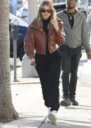 Sofia Richie - Shopping in Beverly Hills
