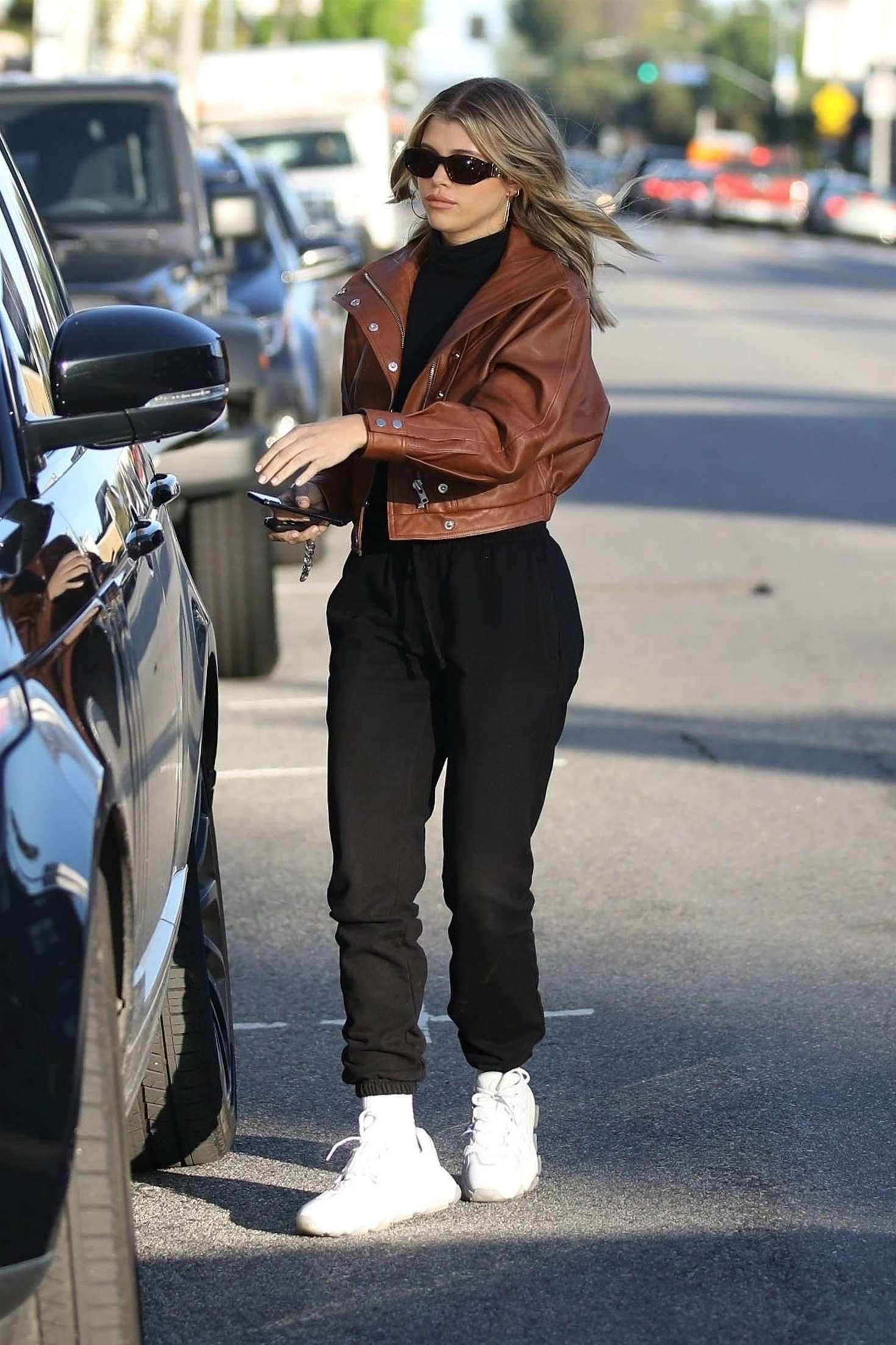 Sofia Richie 2019 : Sofia Richie: Shopping in Beverly Hills -04