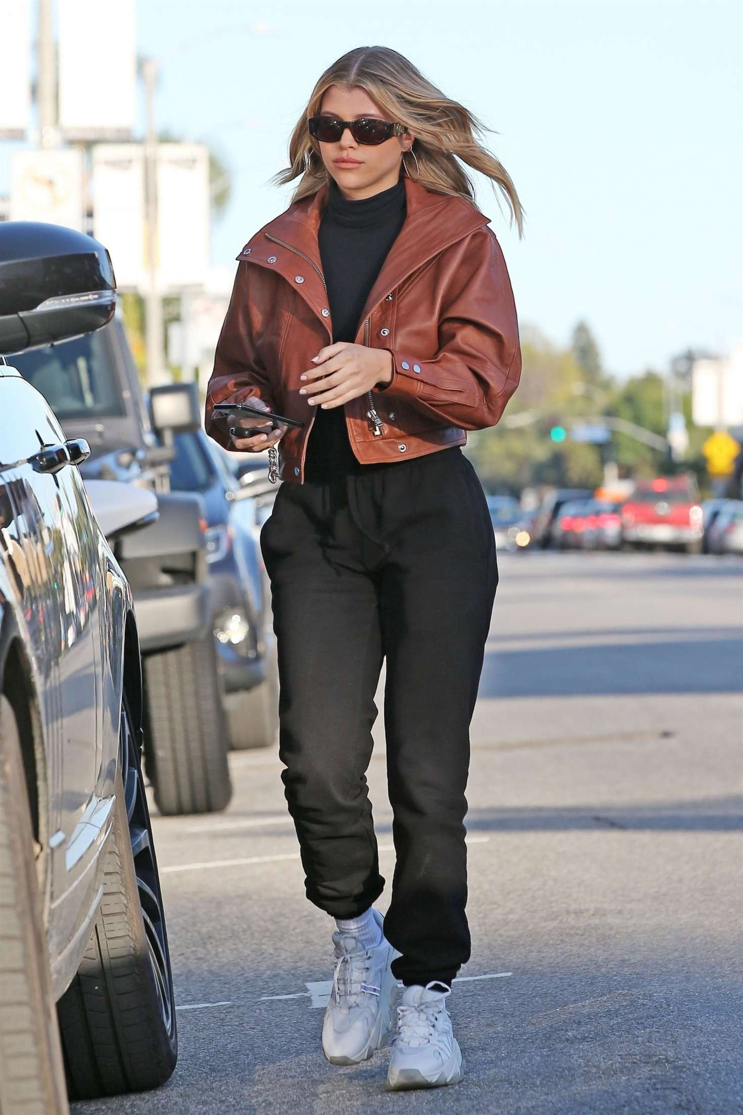 Sofia Richie 2019 : Sofia Richie: Shopping in Beverly Hills -06