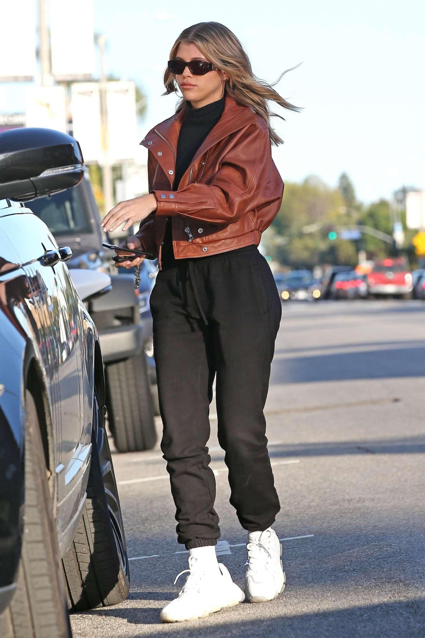 Sofia Richie 2019 : Sofia Richie: Shopping in Beverly Hills -07