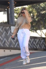 Sofia Richie spotted in Beverly Hills