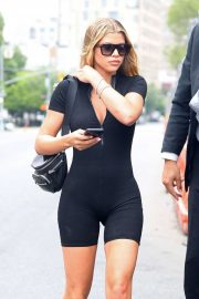 Sofia Richie - Spotted on street in NYC