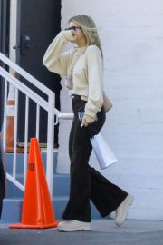 Sofia Richie - Spotted while out and about in Beverly Hills