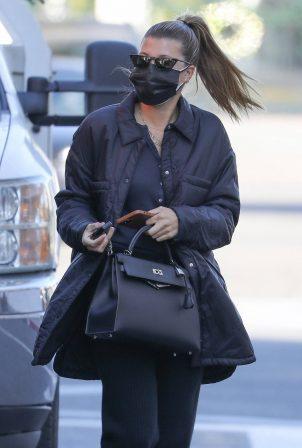 Sofia Richie - Visit dermatologist in Beverly Hills