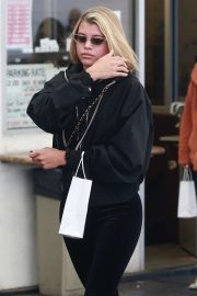Sofia Richie - Visits a Dermatologist in Beverly Hills