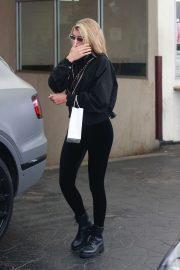 Sofia Richie – Visits a Dermatologist in Beverly Hills | GotCeleb