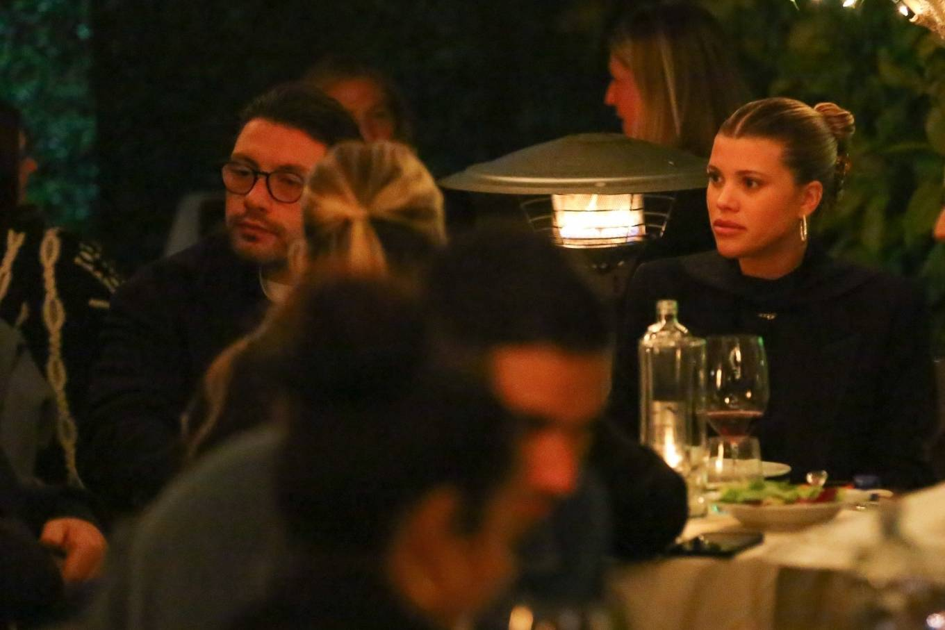 Sofia Richie 2021 : Sofia Richie – With a mystery man out in Santa Monica-04