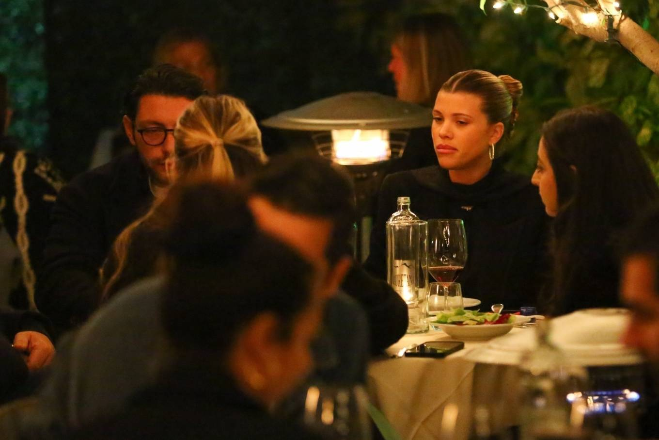 Sofia Richie 2021 : Sofia Richie – With a mystery man out in Santa Monica-09