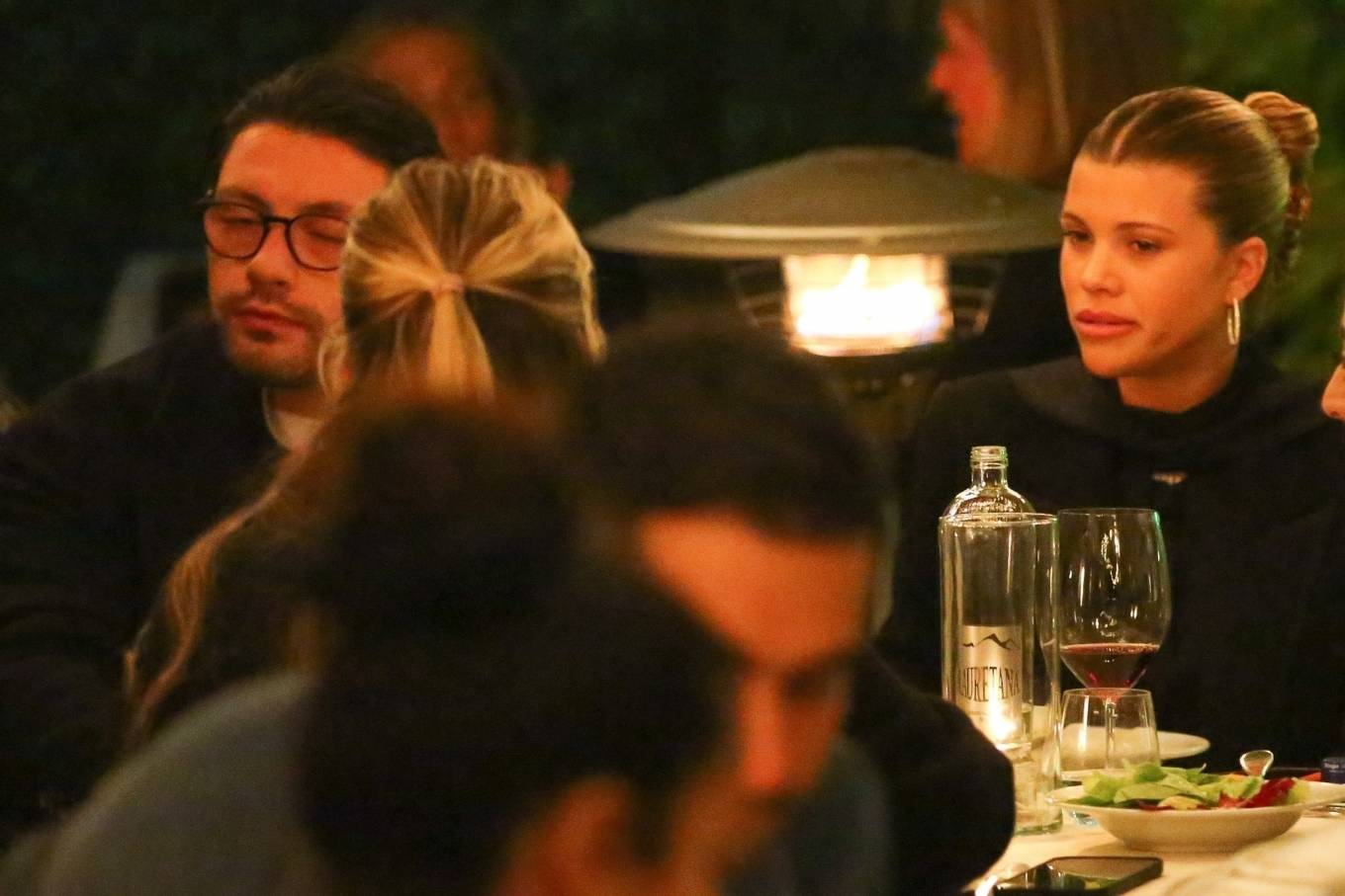 Sofia Richie 2021 : Sofia Richie – With a mystery man out in Santa Monica-11