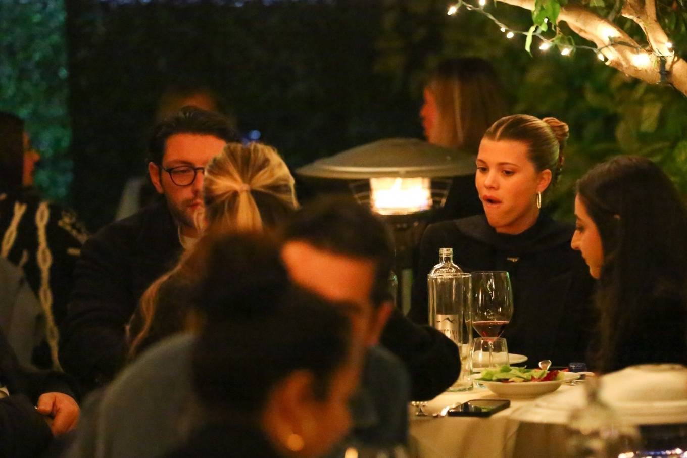 Sofia Richie 2021 : Sofia Richie – With a mystery man out in Santa Monica-12