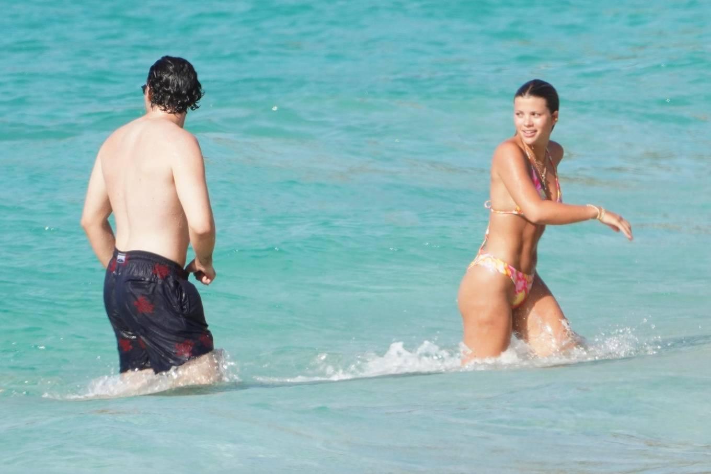 Sofia Richie 2021 : Sofia Richie – With new boyfriend Elliot Grainge in St Barts-07