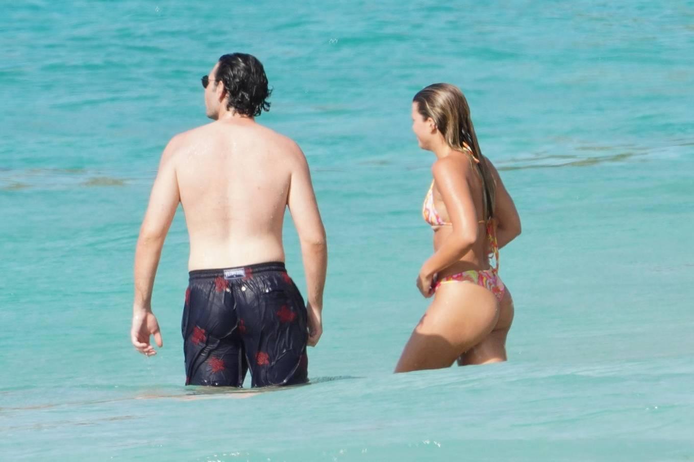 Sofia Richie 2021 : Sofia Richie – With new boyfriend Elliot Grainge in St Barts-09