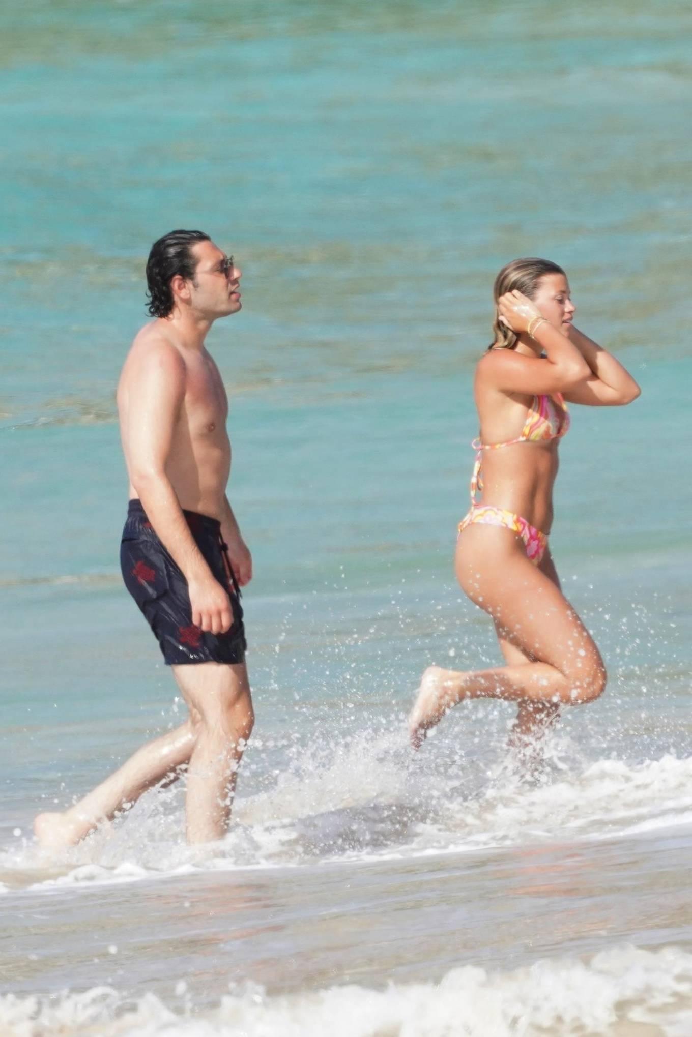 Sofia Richie 2021 : Sofia Richie – With new boyfriend Elliot Grainge in St Barts-11
