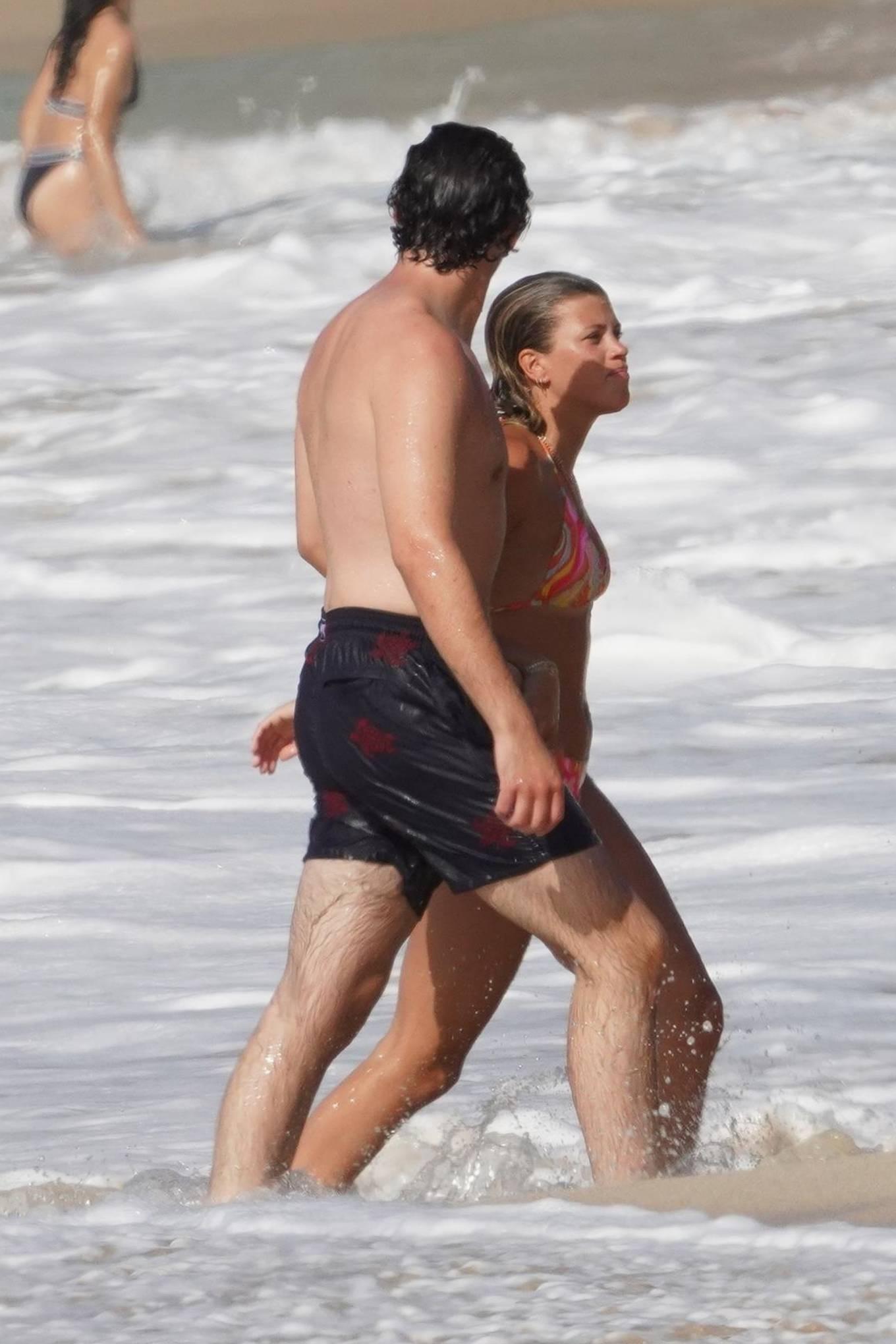 Sofia Richie 2021 : Sofia Richie – With new boyfriend Elliot Grainge in St Barts-14