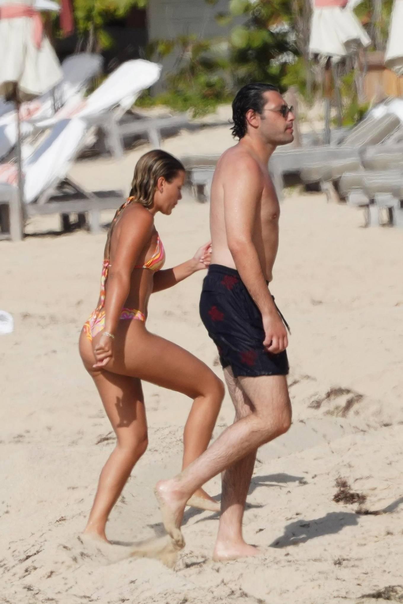 Sofia Richie 2021 : Sofia Richie – With new boyfriend Elliot Grainge in St Barts-20