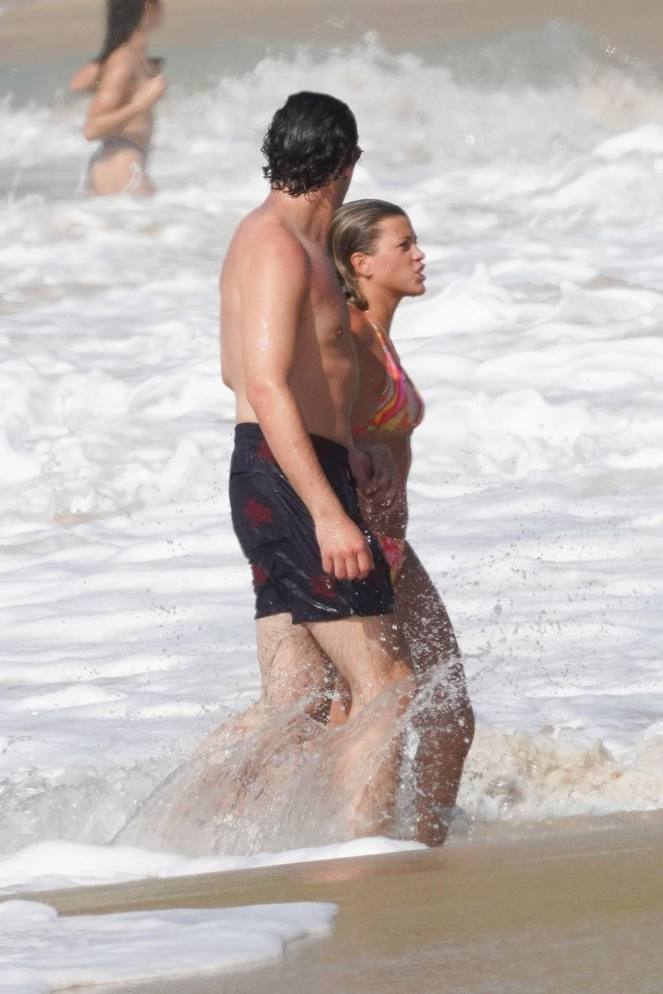 Sofia Richie 2021 : Sofia Richie – With new boyfriend Elliot Grainge in St Barts-22