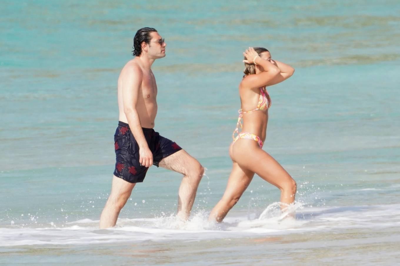 Sofia Richie 2021 : Sofia Richie – With new boyfriend Elliot Grainge in St Barts-25